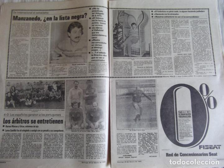 Coleccionismo deportivo: MARCA-1985-Nº13414- - Foto 8 - 21142004