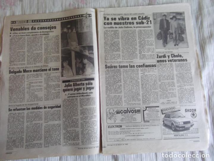 Coleccionismo deportivo: MARCA-1985-Nº13414- - Foto 9 - 21142004