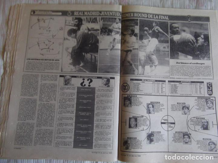 Coleccionismo deportivo: MARCA-1985-Nº13461-CON LA PRIMERA EN JUEGO-MOLOWNY-DE CARLOS-ABLANEDO-CARRIEGA-ARSENIO - Foto 2 - 21142047