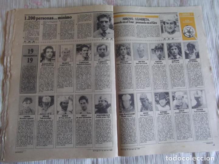 Coleccionismo deportivo: MARCA-1985-Nº13461-CON LA PRIMERA EN JUEGO-MOLOWNY-DE CARLOS-ABLANEDO-CARRIEGA-ARSENIO - Foto 5 - 21142047