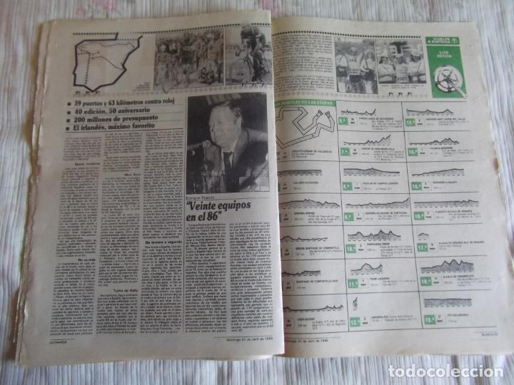 Coleccionismo deportivo: MARCA-1985-Nº13461-CON LA PRIMERA EN JUEGO-MOLOWNY-DE CARLOS-ABLANEDO-CARRIEGA-ARSENIO - Foto 7 - 21142047