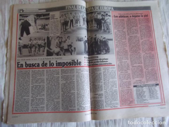 Coleccionismo deportivo: MARCA-1985-Nº13461-CON LA PRIMERA EN JUEGO-MOLOWNY-DE CARLOS-ABLANEDO-CARRIEGA-ARSENIO - Foto 8 - 21142047