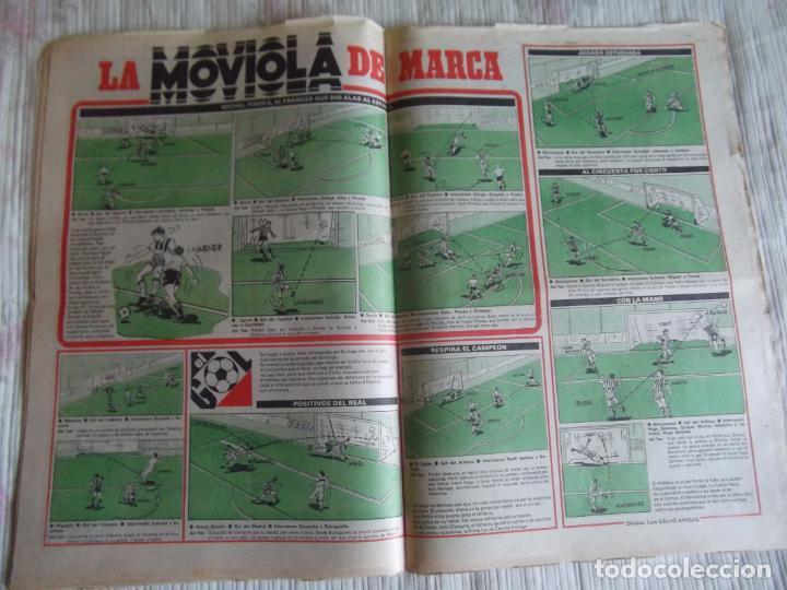 Coleccionismo deportivo: MARCA-1984-Nº13315-32 PAGINAS-VALDANO-SCHUSTER-QUINI-SITO PONS-JOSE HIGUERAS - Foto 4 - 23618219