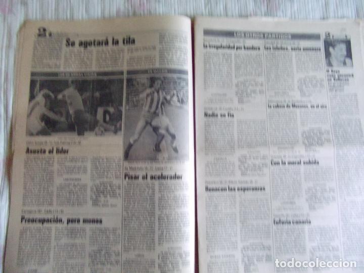 Coleccionismo deportivo: MARCA-1984-Nº13315-32 PAGINAS-VALDANO-SCHUSTER-QUINI-SITO PONS-JOSE HIGUERAS - Foto 7 - 23618219