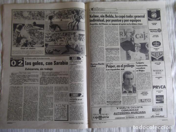 Coleccionismo deportivo: MARCA-1985-Nº13421-MESTALLA 2-5,FESTIVAL AZULGRANA- - Foto 2 - 21142088