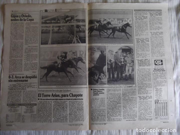 Coleccionismo deportivo: MARCA-1985-Nº13421-MESTALLA 2-5,FESTIVAL AZULGRANA- - Foto 3 - 21142088