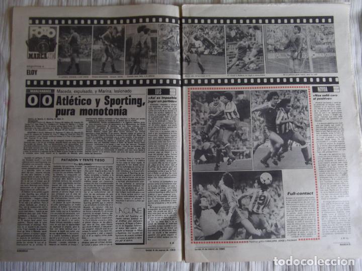 Coleccionismo deportivo: MARCA-1985-Nº13421-MESTALLA 2-5,FESTIVAL AZULGRANA- - Foto 5 - 21142088