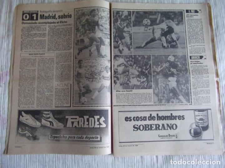 Coleccionismo deportivo: MARCA-1984-Nº13314-40 PAGINAS-JORNADA DE LIGA-LUIS-VENABLES-ORMAECHEA-BENITEZ-CLEMENTE-AZCARGORTA - Foto 8 - 23618318