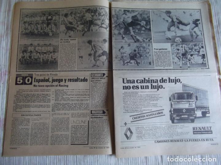 Coleccionismo deportivo: MARCA-1984-Nº13314-40 PAGINAS-JORNADA DE LIGA-LUIS-VENABLES-ORMAECHEA-BENITEZ-CLEMENTE-AZCARGORTA - Foto 9 - 23618318