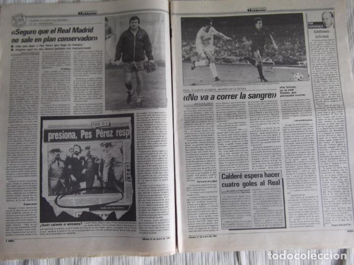 Coleccionismo deportivo: MARCA-1987-Nº14018-32 PAG-HUGO SANCHEZ-ZUBIZARRETA-MIGUELI-BUTRAGUEÑO-VICTOR-CHENDO-SOLA - Foto 11 - 21148985