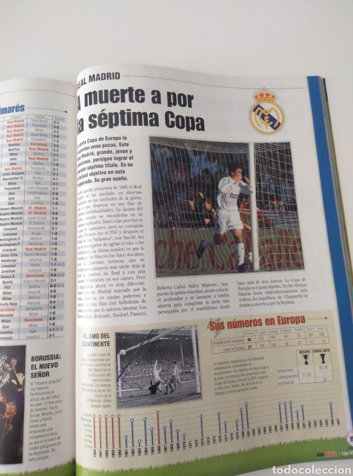 Coleccionismo deportivo: Fútbol Guía Marca. Anuario 97/98 - Foto 4 - 210319525