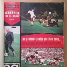 Coleccionismo deportivo: AS COLOR LOTE 19 REVISTAS ENCUADERNADAS N° 225 - 243 1975 / 76. Lote 210549558