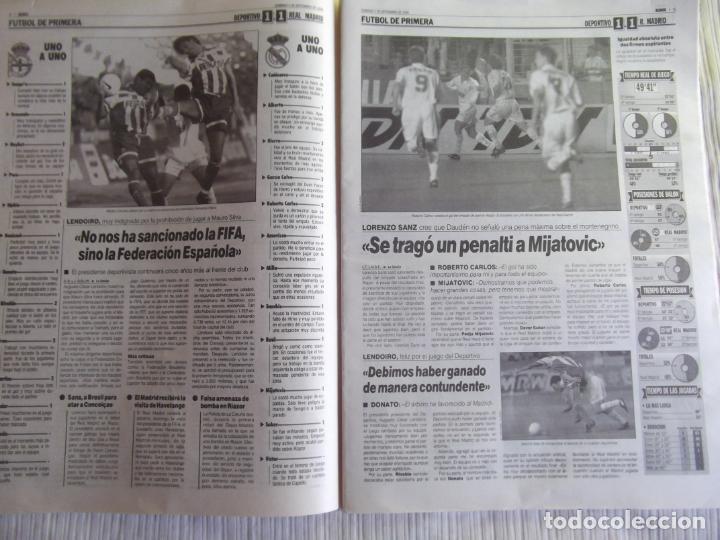 Coleccionismo deportivo: MARCA-1996-Nº17407-44 PAG-TOSHACK-CAPELLO-ROBERTO CARLOS-BODO ILLGNER-ROBSON-ROMARIO-ARAGONES-CAMINE - Foto 2 - 23618613