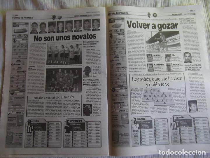 Coleccionismo deportivo: MARCA-1996-Nº17407-44 PAG-TOSHACK-CAPELLO-ROBERTO CARLOS-BODO ILLGNER-ROBSON-ROMARIO-ARAGONES-CAMINE - Foto 6 - 23618613