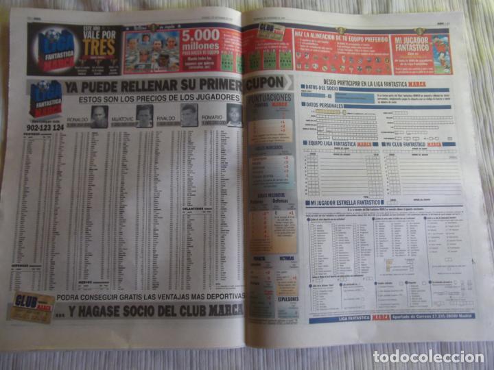 Coleccionismo deportivo: MARCA-1996-Nº17407-44 PAG-TOSHACK-CAPELLO-ROBERTO CARLOS-BODO ILLGNER-ROBSON-ROMARIO-ARAGONES-CAMINE - Foto 7 - 23618613