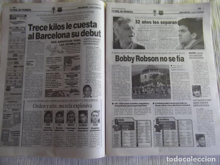 Coleccionismo deportivo: MARCA-1996-Nº17407-44 PAG-TOSHACK-CAPELLO-ROBERTO CARLOS-BODO ILLGNER-ROBSON-ROMARIO-ARAGONES-CAMINE - Foto 14 - 23618613