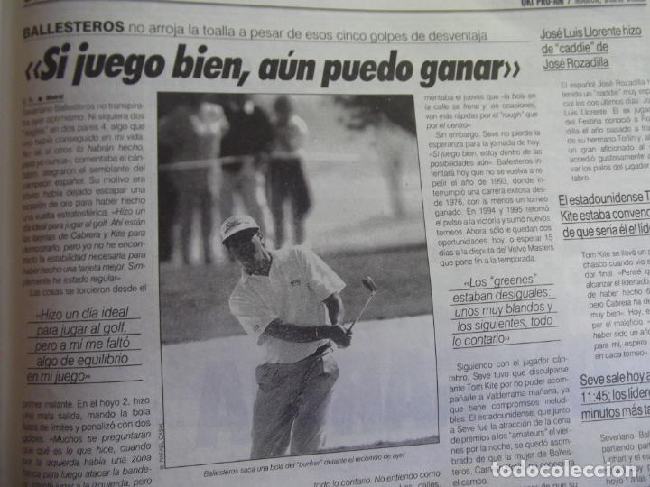Coleccionismo deportivo: MARCA-1996-Nº17448-48 PAGINAS-RONALDO-ANTIC-SERRA FERRER-ESNAIDER-SANTI DENIA-F. VAZQUEZ-ROBSON - Foto 4 - 23618670