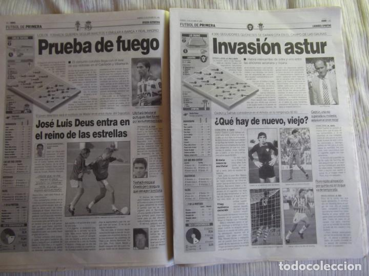 Coleccionismo deportivo: MARCA-1996-Nº17448-48 PAGINAS-RONALDO-ANTIC-SERRA FERRER-ESNAIDER-SANTI DENIA-F. VAZQUEZ-ROBSON - Foto 8 - 23618670