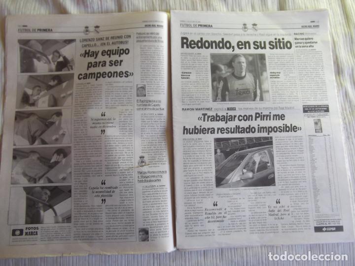 Coleccionismo deportivo: MARCA-1996-Nº17448-48 PAGINAS-RONALDO-ANTIC-SERRA FERRER-ESNAIDER-SANTI DENIA-F. VAZQUEZ-ROBSON - Foto 9 - 23618670