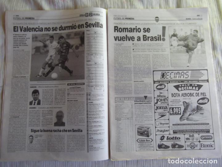 Coleccionismo deportivo: MARCA-1996-Nº17448-48 PAGINAS-RONALDO-ANTIC-SERRA FERRER-ESNAIDER-SANTI DENIA-F. VAZQUEZ-ROBSON - Foto 10 - 23618670
