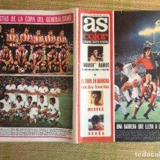 Coleccionismo deportivo: AS COLOR 59 - 4 JULIO 1972 - GCH1. Lote 210637681
