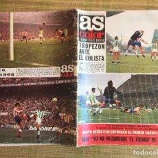 Coleccionismo deportivo: AS COLOR 27 - 23 NOVIEMBRE 1971 - GCH1. Lote 210637764