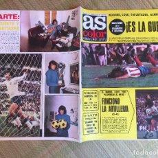 Coleccionismo deportivo: AS COLOR 247 - 10 FEBRERO 1976 - GCH1. Lote 210637837