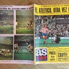 Coleccionismo deportivo: AS COLOR 248 - 17 FEBRERO 1976 - GCH1. Lote 210637902