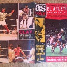 Coleccionismo deportivo: AS COLOR 226 - 8 JUNIO DE 1976 - GCH1. Lote 210638468