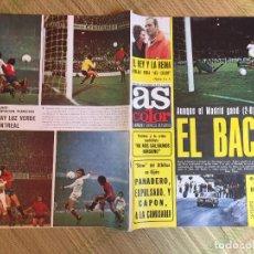 Coleccionismo deportivo: AS COLOR 245 - 27 ENERO DE 1976 - GCH1. Lote 210638564