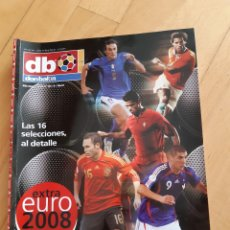 Coleccionismo deportivo: DON BALÓN EXTRA. EUROCOPA 2008. Lote 210834197