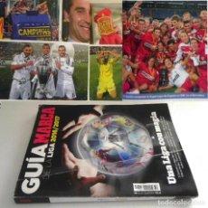 Coleccionismo deportivo: GUÍA MARCA DE LA LIGA 2016 17 443 PÁG FÚTBOL DEPORTE ESPAÑA SEVILLA FC BETIS REAL MADRID BARÇA ÍDOLO. Lote 211409995