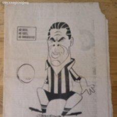 Coleccionismo deportivo: IRARAGORRI - EL CHATO - 8 PÁGINAS - ATLÉTICO DE BILBAO. Lote 211774125