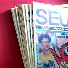 Coleccionismo deportivo: SPORT DIARIO DE LOS JUEGOS OLIMPICOS SEÚL 88 13 EJEMPLARES. Lote 212250127