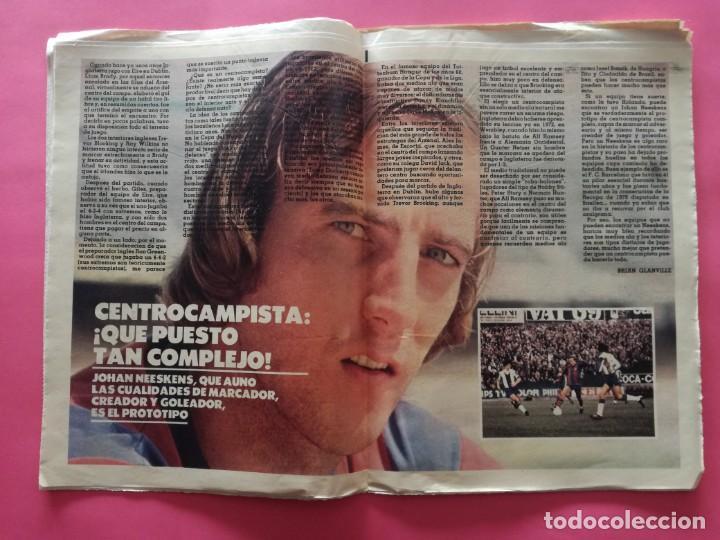 Coleccionismo deportivo: DIARIO EL MUNDO DEPORTIVO 1984 - BARÇA CADIZ LIGA 83/84 - MAGICO GONZALEZ - CASTEL - NEESKENS - Foto 5 - 212682950