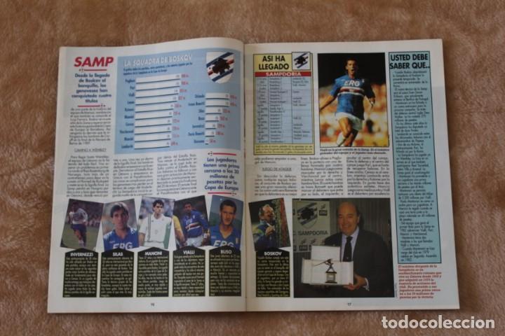 Coleccionismo deportivo: REVISTA DON BALÓN.Nº 864 y 865 CAMPEÓN BARCELONA. PRIMERA COPA DE EUROPA. CHAMPIONS LEAGUE (1992) - Foto 6 - 174294394
