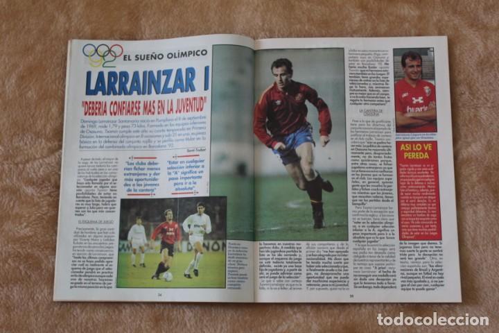 Coleccionismo deportivo: REVISTA DON BALÓN.Nº 864 y 865 CAMPEÓN BARCELONA. PRIMERA COPA DE EUROPA. CHAMPIONS LEAGUE (1992) - Foto 15 - 174294394