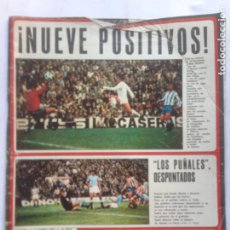 Coleccionismo deportivo: DIARIO AS COLOR Nº192 21 ENERO 1975- CHUFI - POSTER BURGOS C.F. - BORONAT - PEREZ PAYA. Lote 213826880