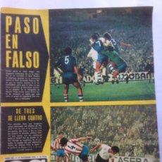 Coleccionismo deportivo: DIARIO AS COLOR Nº187 17DIC 1974- UZCUDUN- JUAN URQUIZU-MANOLIN CUESTA- POSTER EXTRANJEROS EN ESPAÑA. Lote 213828327