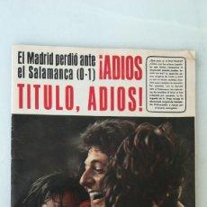 Coleccionismo deportivo: AS COLOR, ADIÓS, TÍTULO, ADIÓS!, 1977. Lote 213883865