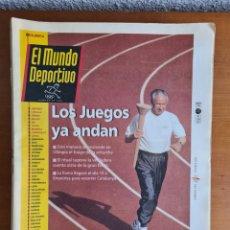Coleccionismo deportivo: DIARIO MUNDO DEPORTIVO JUEGOS OLÍMPICOS BARCELONA 92 JOCS - COMPLETO 21 NÚMEROS. Lote 213922716