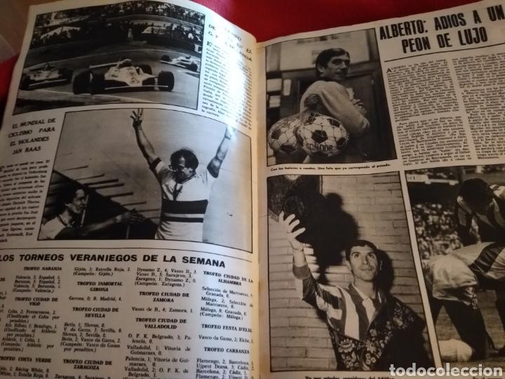 Coleccionismo deportivo: As color 1979. Deportes. 56 páginas. - Foto 9 - 214347356