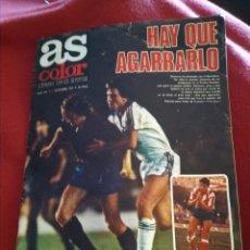 Coleccionismo deportivo: AS COLOR 1979. DEPORTES. 56 PÁGINAS.. Lote 214347356