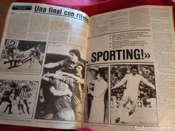 Coleccionismo deportivo: As color. Semanario deportivo 1981. Faltan 4 páginas (27,28,29,30) - Foto 3 - 214352117