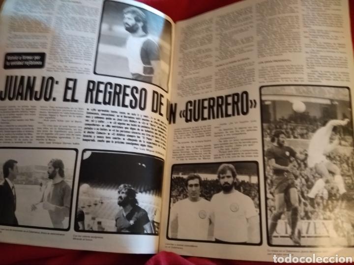 Coleccionismo deportivo: As color. Semanario deportivo 1981. Faltan 4 páginas (27,28,29,30) - Foto 4 - 214352117