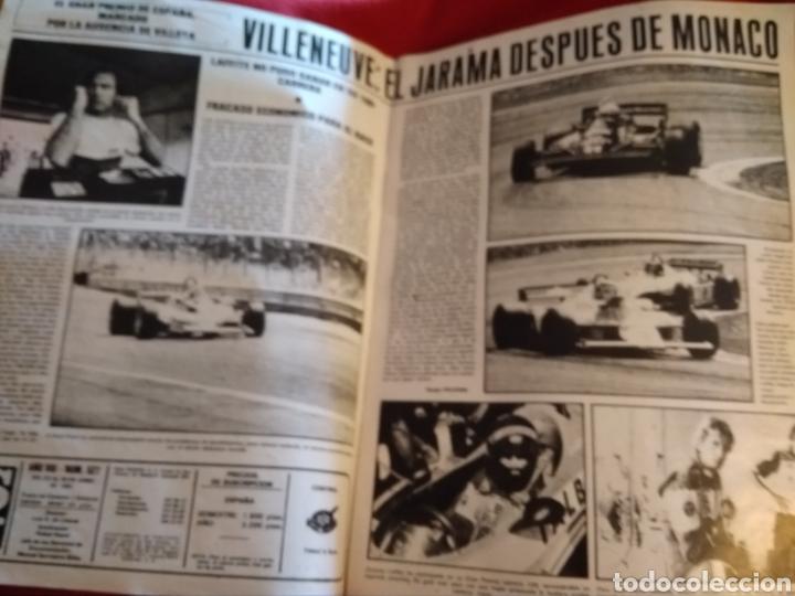 Coleccionismo deportivo: As color. Semanario deportivo 1981. Faltan 4 páginas (27,28,29,30) - Foto 6 - 214352117