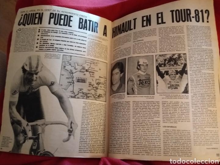 Coleccionismo deportivo: As color. Semanario deportivo 1981. Faltan 4 páginas (27,28,29,30) - Foto 8 - 214352117