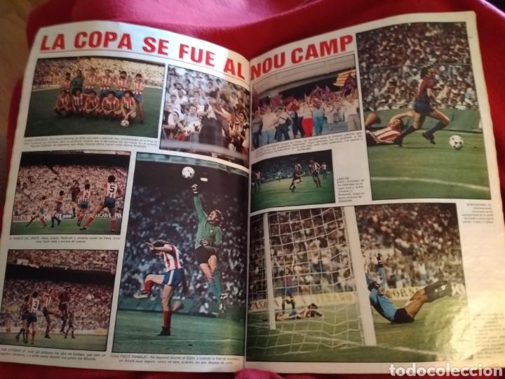 Coleccionismo deportivo: As color. Semanario deportivo 1981. Faltan 4 páginas (27,28,29,30) - Foto 9 - 214352117