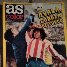 Colecionismo desportivo: AS COLOR 441. Lote 214443377