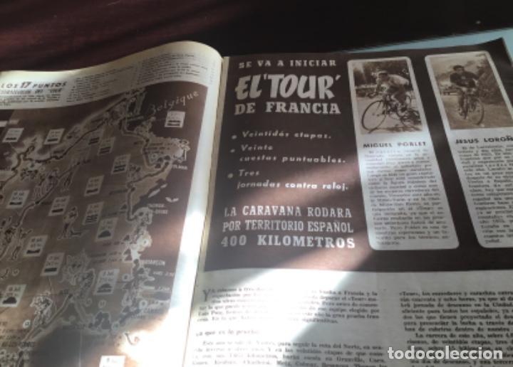 Coleccionismo deportivo: Periodico marca Real madrid campeon 1957 - Foto 5 - 214844938